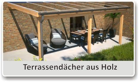 terrassen berdachungen aus holz. Black Bedroom Furniture Sets. Home Design Ideas